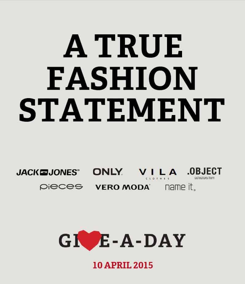 GIVE-A-DAY STATEMENT
