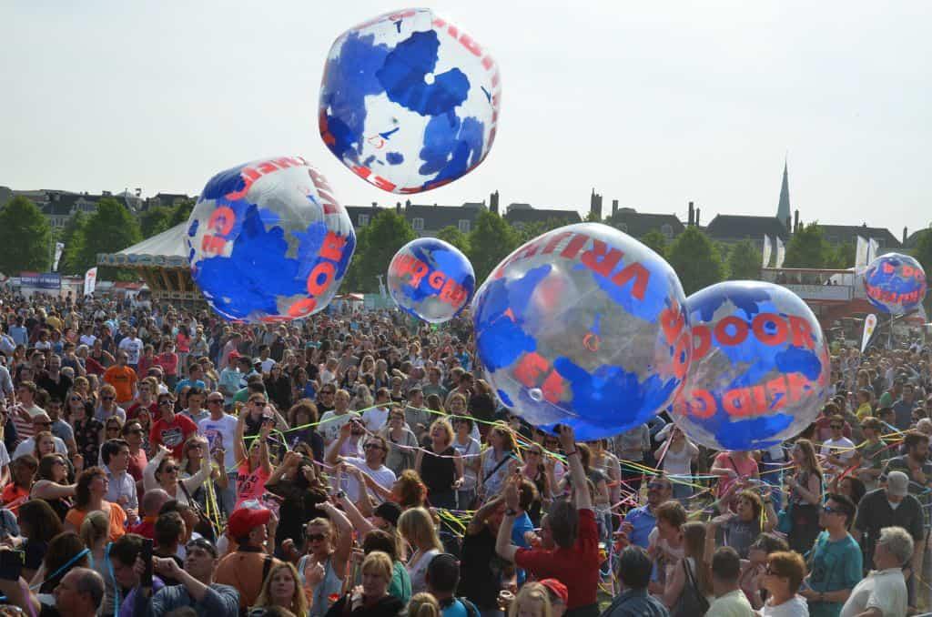 Publiek-Bevrijdingsfestival