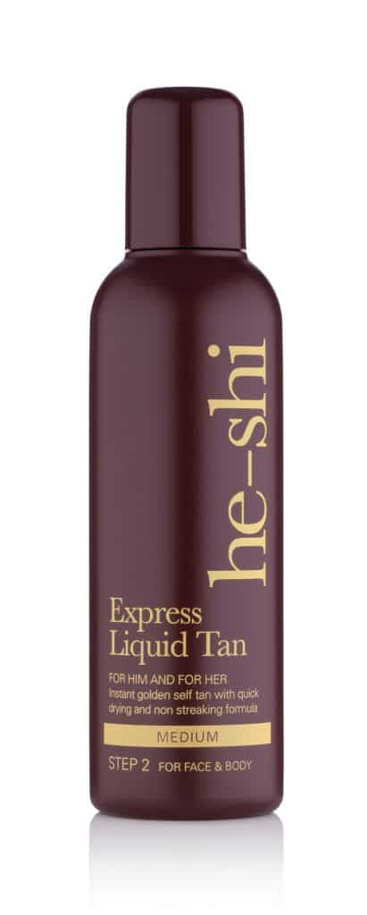 He-Shi Express Liquid Tan 150ml#