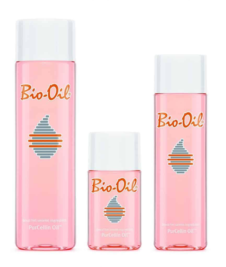 Bio-Oil flesjes groep