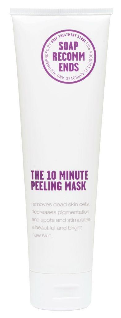 10-minute-Peeling-Mask