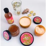 THE BODY SHOP'S GINGER